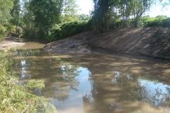Restauration d'annexe hydraulique - Saujac (46)
