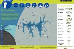 Panneau d'accueil Parcours Passion - Lac de Pareloup (12)